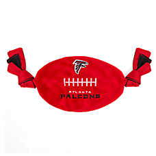 Atlanta Falcons NFL Flattie Crinkle Football Toy