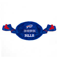 Buffalo Bills NFL Flattie Crinkle Football Toy