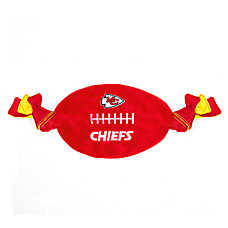 Kansas City Chiefs NFL Flattie Crinkle Football Toy