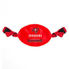 Tampa Bay Buccaneers NFL Flattie Crinkle Football Toy