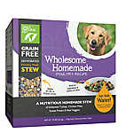 Only Natural Pet Wholesome Homemade Dog Food - Grain Free, Dehydrated, Poultry