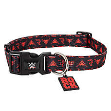 WWE The Rock Dog Collar