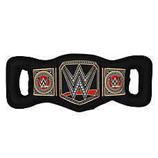 WWE Championship Tug Dog Toy