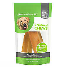Only Natural Pet All Natural Chews Dog Treat - Cheesy Chews
