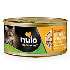 Nulo MedalSeries Cat & Kitten Food - Grain Free, Chicken & Duck