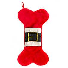 Pearhead® Bone Christmas Pet Stocking