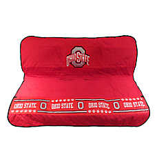 ohio state buckeyes ncaa car seat cover dog seat protectors petsmart. Black Bedroom Furniture Sets. Home Design Ideas