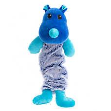 Grreat Choice® Bungee Rhino Plush Dog Toy