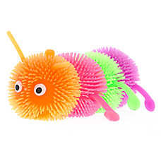 Whisker City® Caterpillar Cat Toy