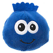 Whisker City® Blueberry Plush Cat Toy
