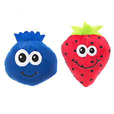 Whisker City® Blueberry Strawberry Cat Toy