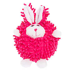 Grreat Choice® Bunny Body Ball Dog Toy