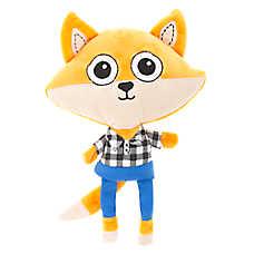 Top Paw® Fox Plush Dog Toy
