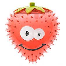 Top Paw® Strawberry Dog Toy