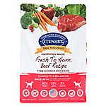 Stewart Raw Naturals Dog Food - Freeze Dried, Beef