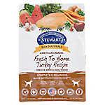 Stewart Raw Naturals Dog Food - Freeze Dried, Turkey