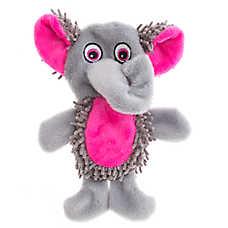 Top Paw® Valentine's Flattie Elephant Dog Toy