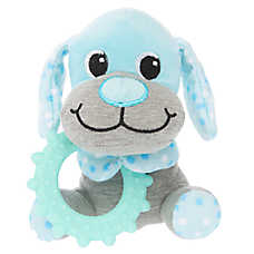 Top Paw® Puppy Chew Ring Plush Dog Toy