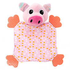 Top Paw® Pig Blanket Puppy Dog Toy