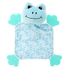 Top Paw® Frog Blanket Puppy Dog Toy