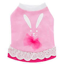 Top Paw® Bunny Dog Dress