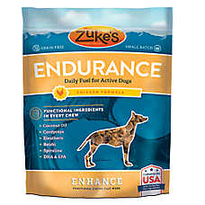 Zuke's® Enhance Endurance Dog Chew - Grain Free, Chicken