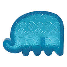 KONG® Squeezz Zoo Elephant Dog Toy