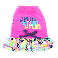 Top Paw® #Run Dog Dress