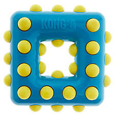 KONG® Dotz Square Dog Toy