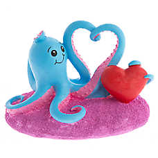 Top Fin® Octoheart Aquarium Ornament