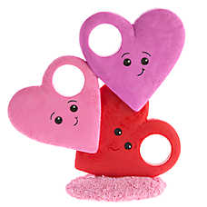 Top Fin® Valentine's Day Smiling Hearts Aquarium Ornament