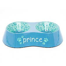 Top Paw® Double Diner Prince Dog Bowl