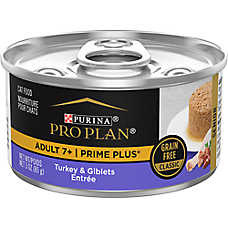 Purina® Pro Plan® Prime Plus Adult Cat Food - Turkey & Giblets