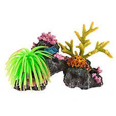 GloFish® Coral Anemone Cave Aquarium Ornament