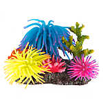 GloFish® Coral Anemone Bunch Aquarium Ornament