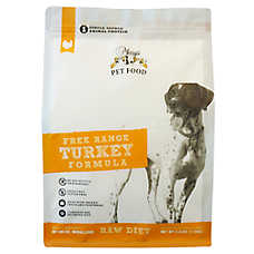 Mary's Organic Raw Medallions Dog Food - Grain Free, Gluten Free, Turkey