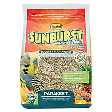 Higgins Sunburst Gourmet Blend Parakeet Food