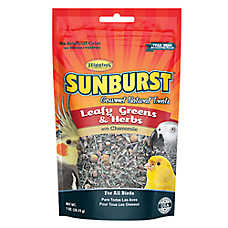 Higgins Sunburst Leafy Greens and Herb Treats