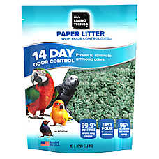 All Living Things® Bird Litter