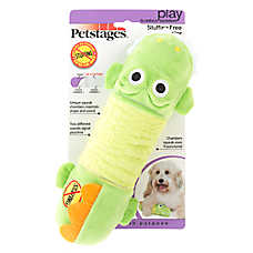 Petstages® No Stuffing Gator Dog Toy