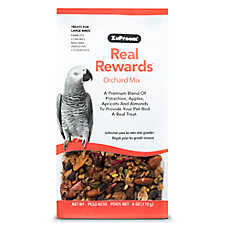 ZuPreem® Real Rewards Orchard Mix Large Bird Treats