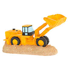 Top Fin® Bulldozer Aquarium Ornament