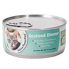 Only Natural Pet Feline PowerPate Cat Food - Natural, Grain Free, Seafood