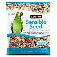 ZuPreem® Sensible Seed Enriching Variety Mix Large Bird Food
