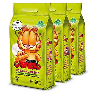 new online exclusive! Garfield cat litter
