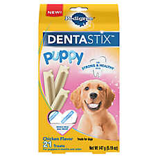 PEDIGREE® DENTASTIX® Puppy Treat - Chicken