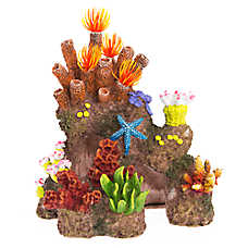 Top Fin® Coral Reef Cave Aquarium Ornament
