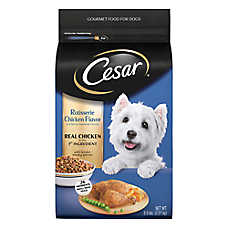 Cesar® Adult Dog Food - Rotisserie Chicken & Spring Vegetables