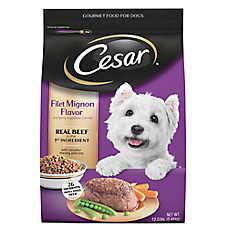 Cesar® Adult Dog Food - Filet Mignon & Spring Vegetables