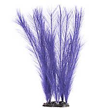 National Geographic™ Natural Cave Violet Artificial Aquarium Plant